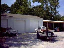 Our maintenance shop.